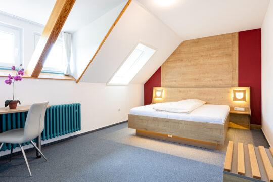 Foto Innenraum Einzelzimmer